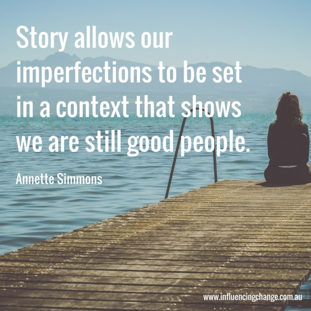 storytelling quote