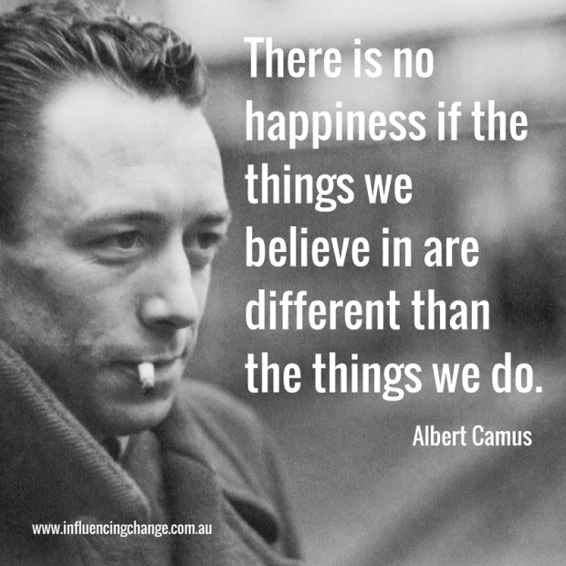 behaviour change quote camus