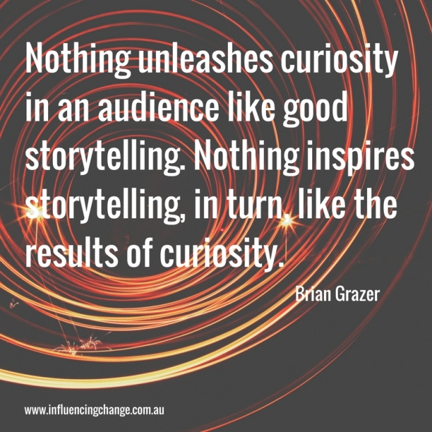 Storytelling quote creativity