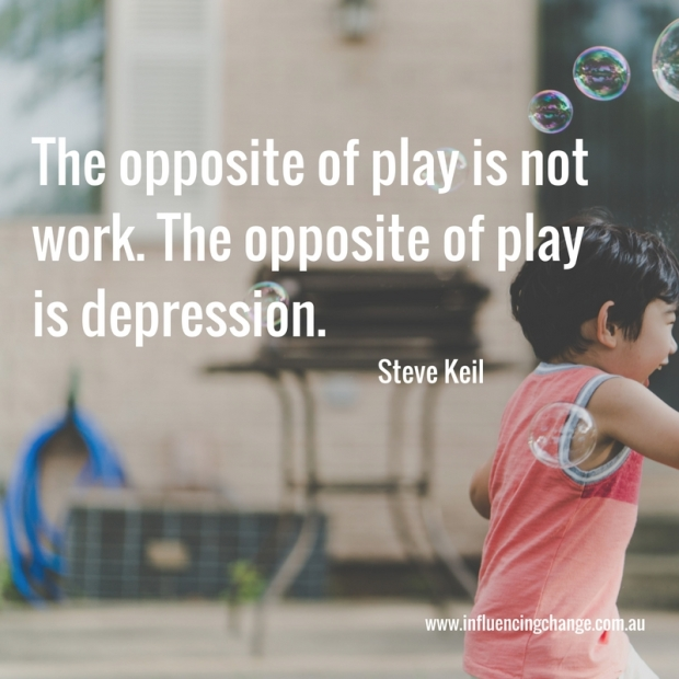 steve keil play quote