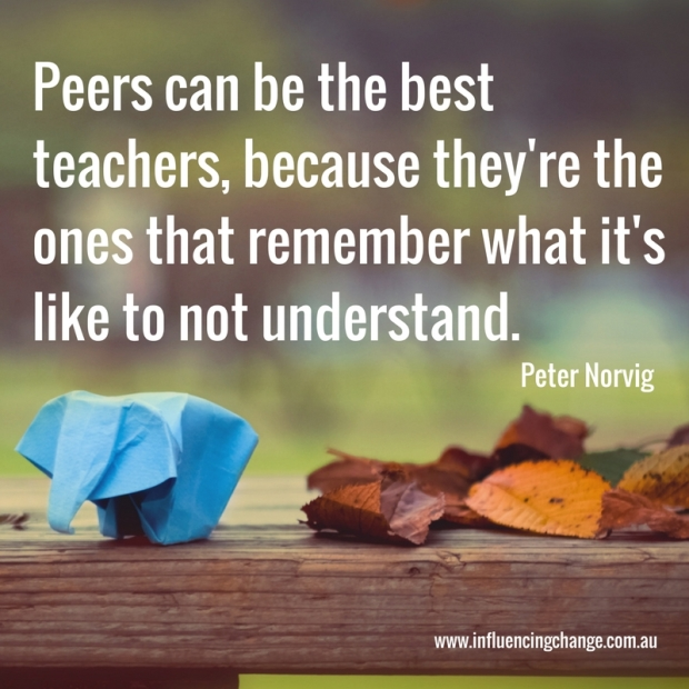 peter nerving quote